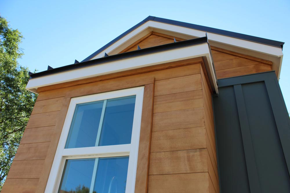Cedar Lap Siding - Cypress by Mustard Seed Tiny Homes