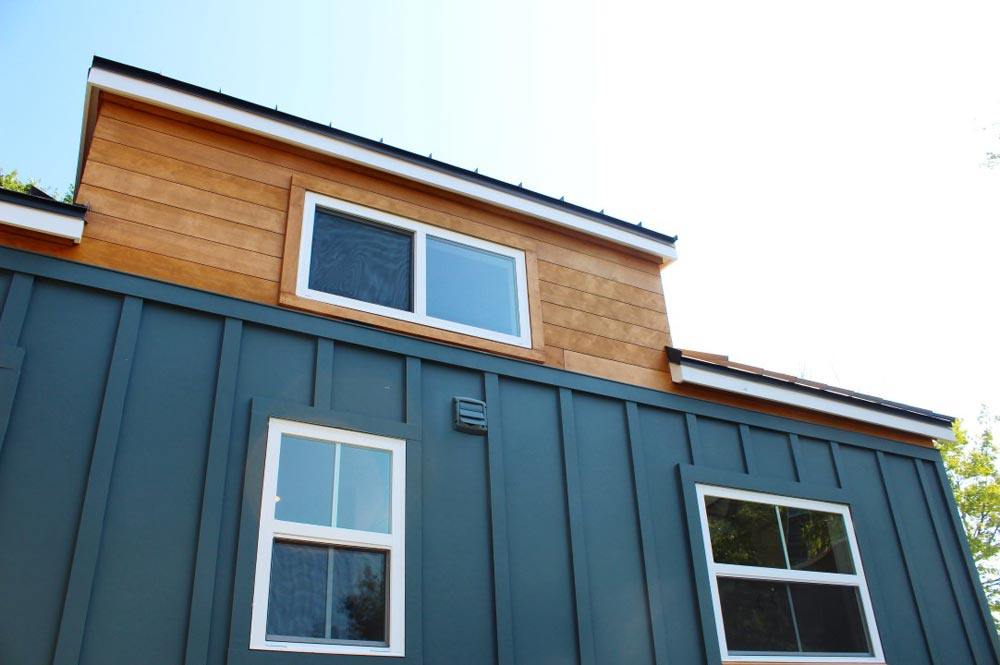 Exterior Detail - Cypress by Mustard Seed Tiny Homes