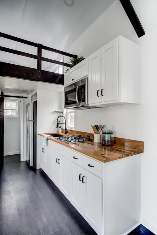 White Cabinets - Domino by Modern Tiny Living