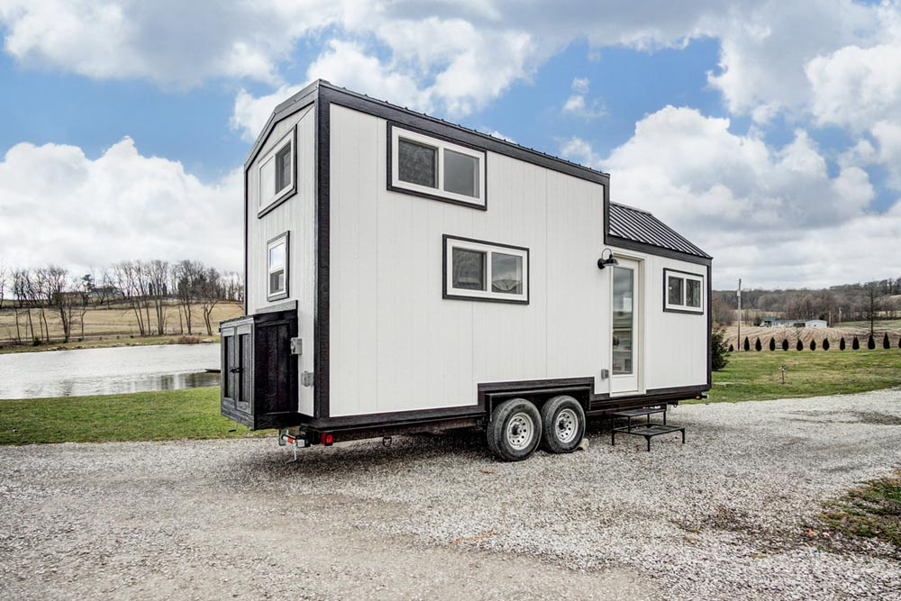 24' Tiny House - Domino by Modern Tiny Living