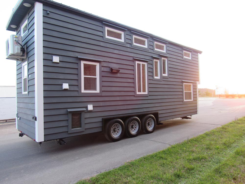 Stained Siding - Movie Star by Incredible Tiny Homes