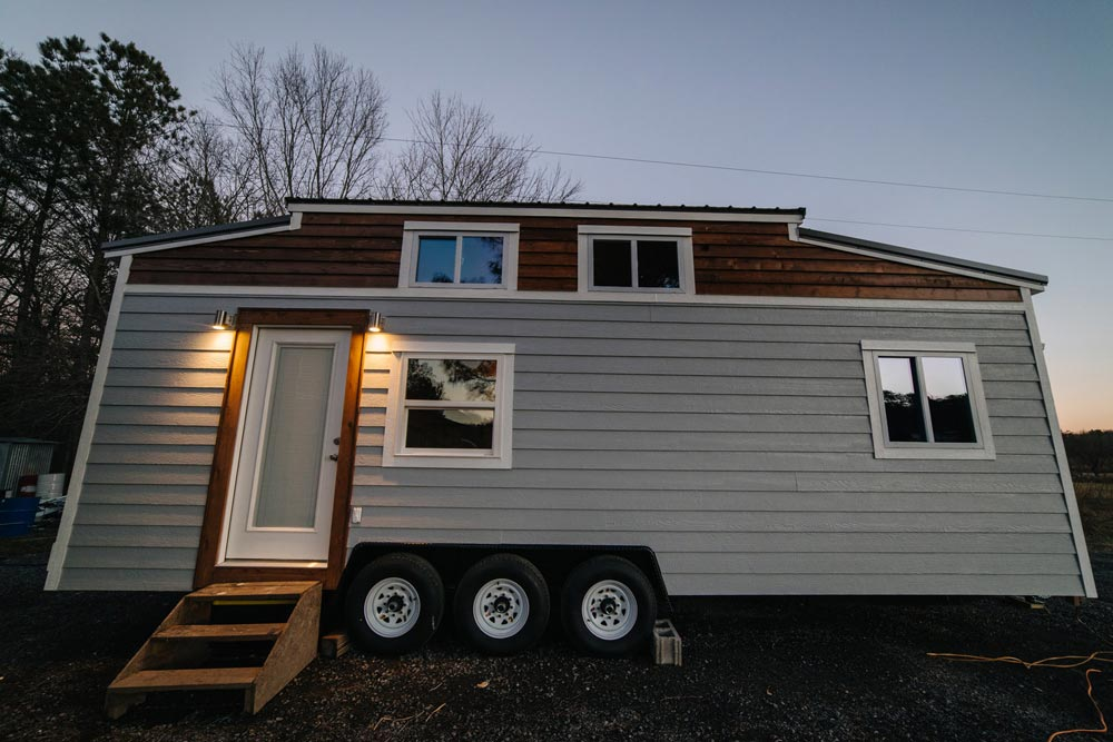 28' Tiny House - Noah by Wind River Tiny Homes