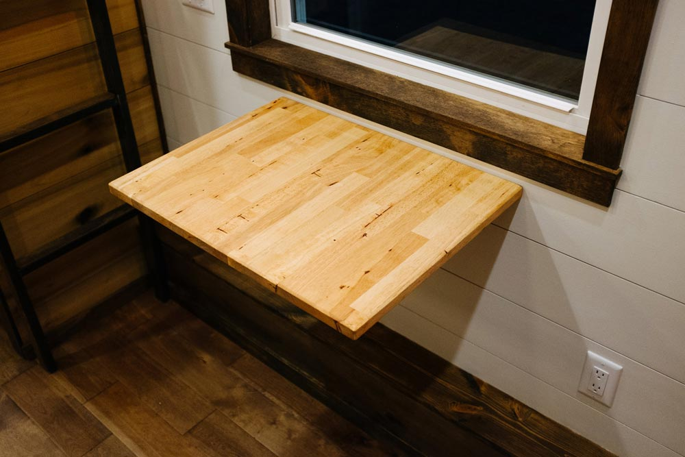 Fold Down Table - Noah by Wind River Tiny Homes