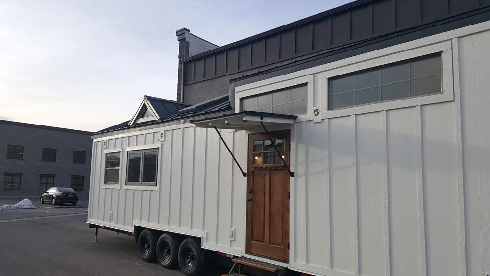 41' Gooseneck Tiny House - Phoenix by Alpine Tiny Homes