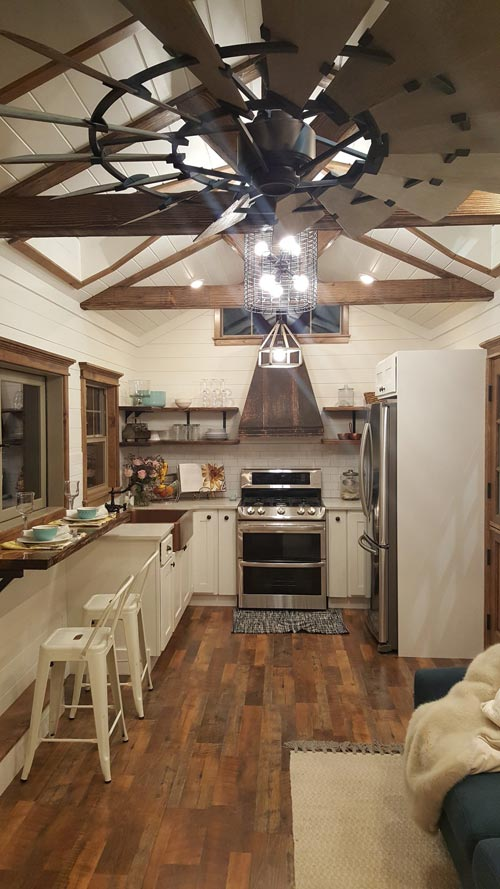 Kitchen - Phoenix by Alpine Tiny Homes