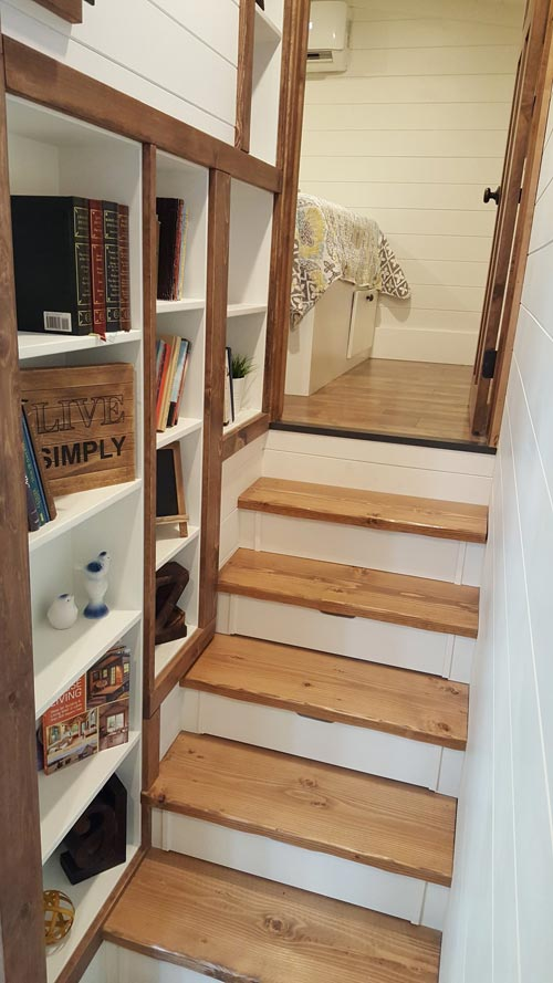 Bookcase - Phoenix by Alpine Tiny Homes