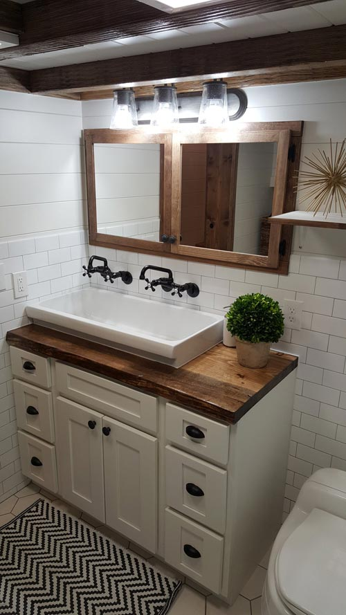 Trough Sink - Phoenix by Alpine Tiny Homes
