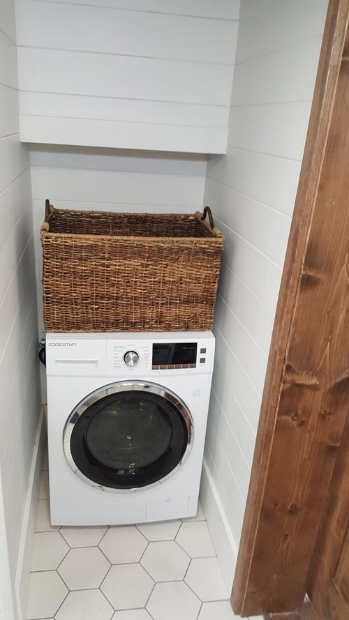 Washer/Dryer - Phoenix by Alpine Tiny Homes