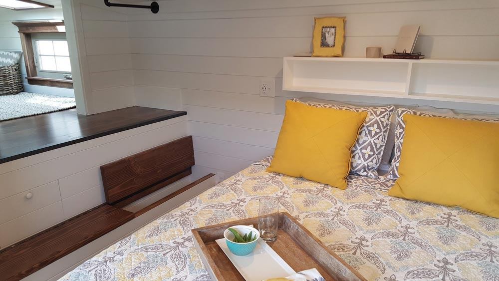 Bedroom Storage - Phoenix by Alpine Tiny Homes