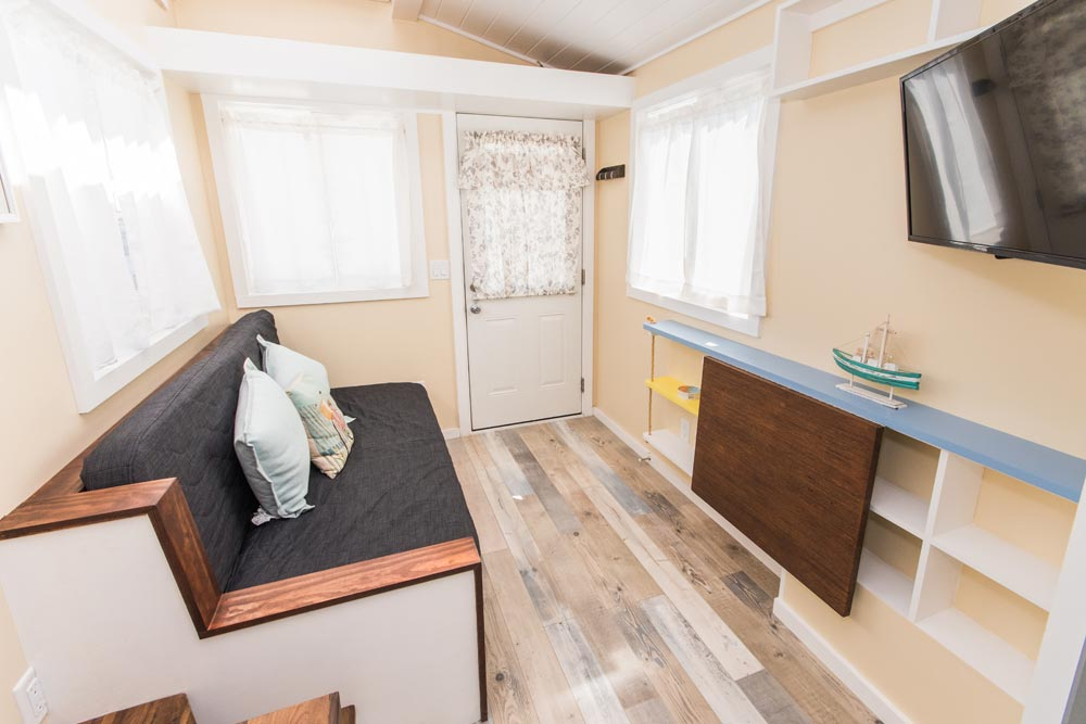 Fold Down Table - Siesta at Tiny House Siesta