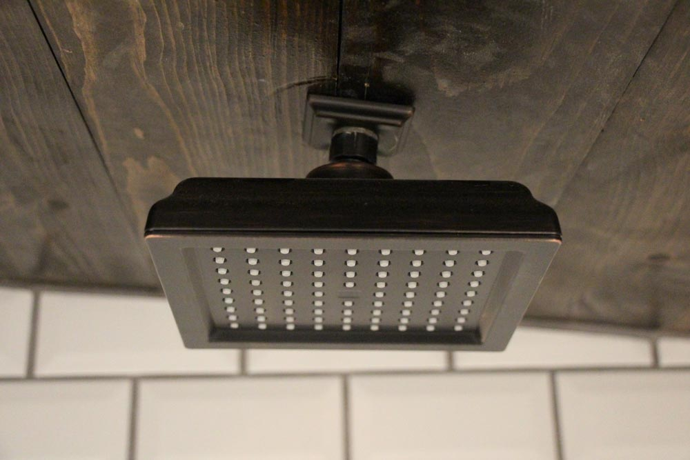 Shower Head - Silver Lake by B&B Micro Manufacturing