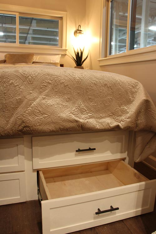 Under Bed Storage - Silver Lake by B&B Micro Manufacturing