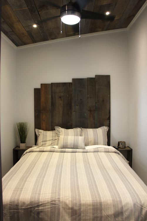 Main Floor Bedroom - Stony Ledge by B&B Micro Manufacturing