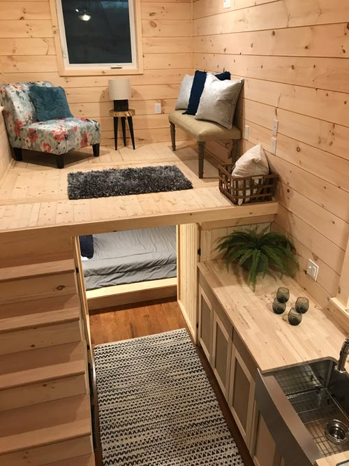Living Room - Sweet Dream by Incredible Tiny Homes