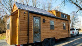 Farmhouse Take Five by Liberation Tiny Homes