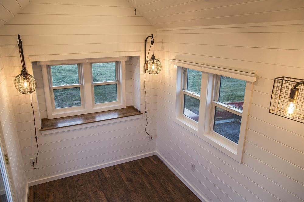 Living Room - Farmhouse Take Five by Liberation Tiny Homes