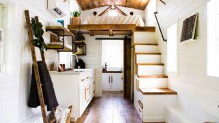 Farmhouse Take Four by Liberation Tiny Homes
