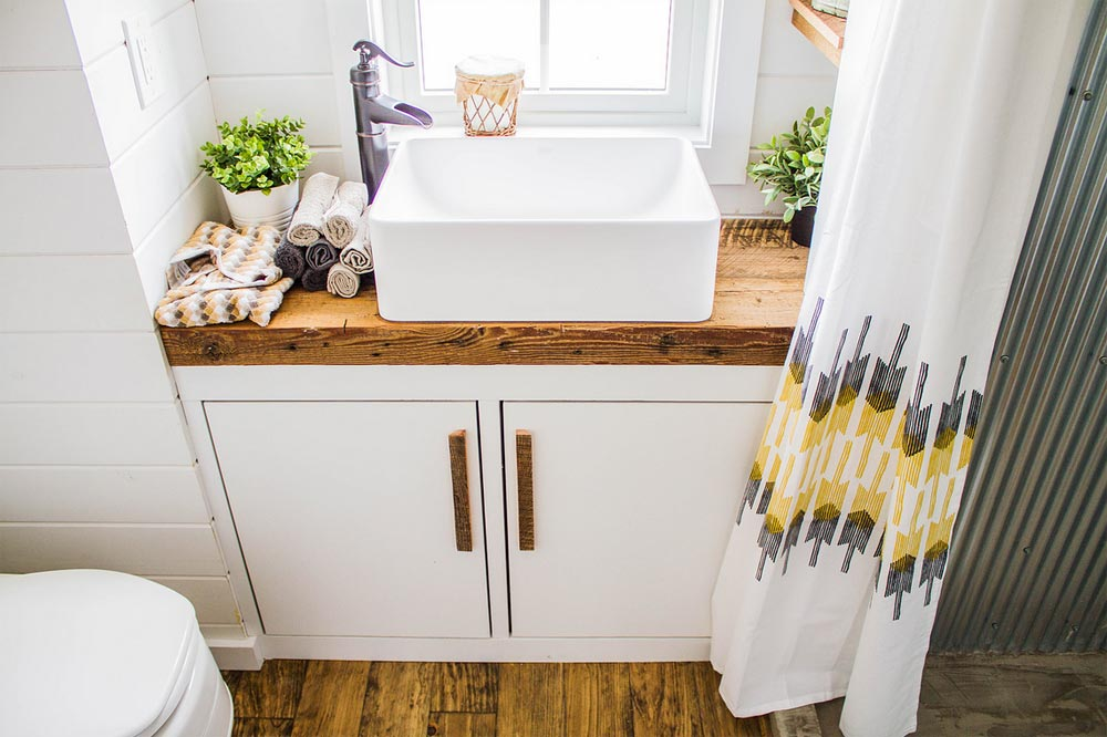 Vessel Sink - Farmhouse Take Four by Liberation Tiny Homes