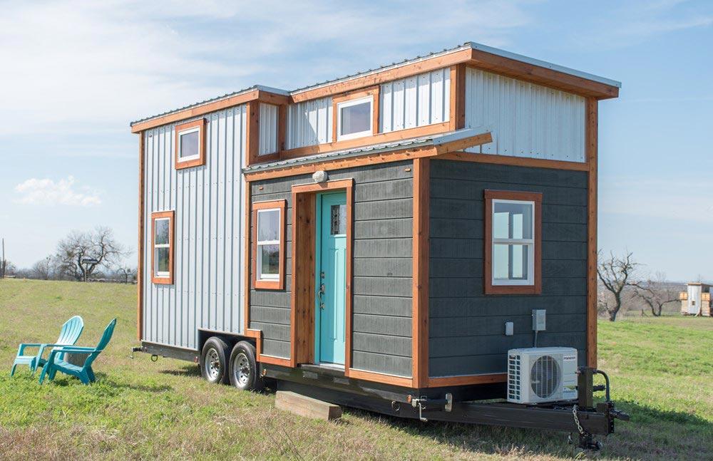 Modern Tiny Home - Trailblazer by Raw Design Creative