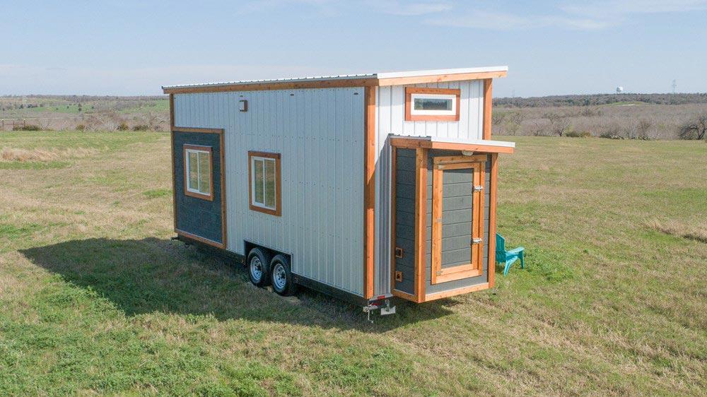 Corrugated Metal Exterior - Trailblazer by Raw Design Creative