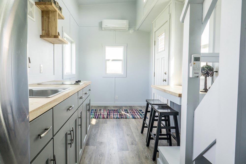 Kitchen & Living Room - Trailblazer by Raw Design Creative