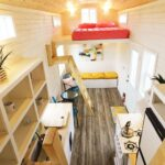 Artist's Tiny House by Tiny Idahomes