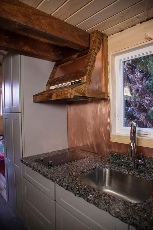 Cooktop - Copper Canyon by Catawba River Tiny Homes