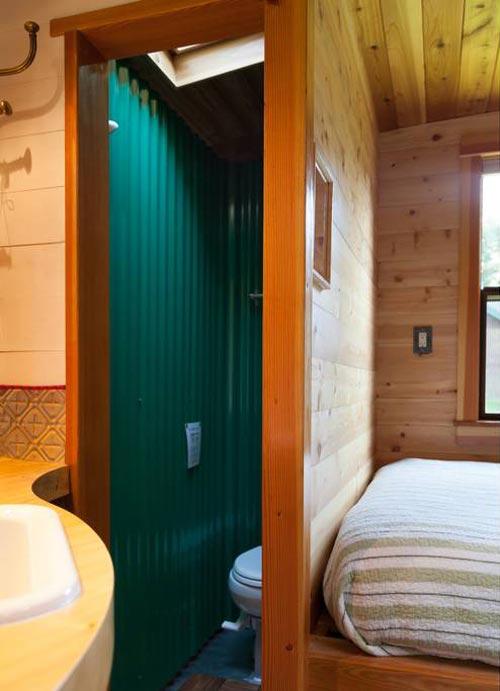 Bathroom - Garden Caravan Tiny House