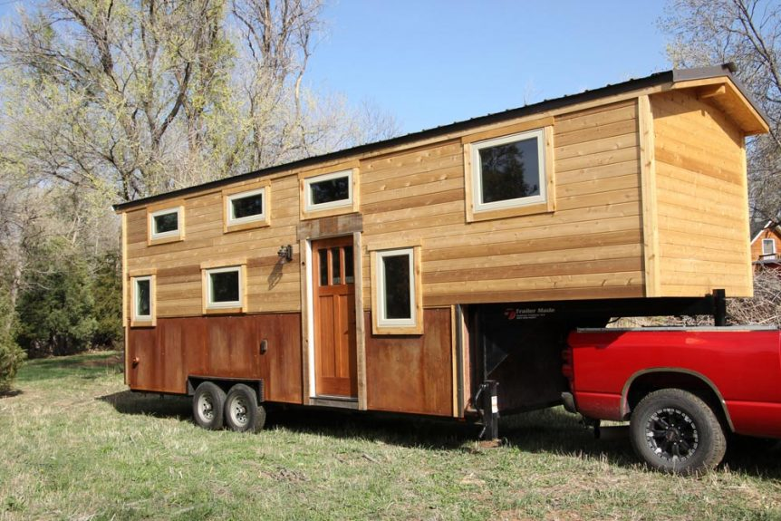 JJ's Place by SimBLISSity Tiny Homes