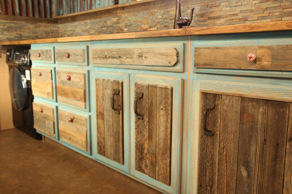 Kitchen Cabinets - JJ's Place by SimBLISSity Tiny Homes