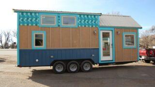 Judy Blue Eyes by SimBLISSity Tiny Homes