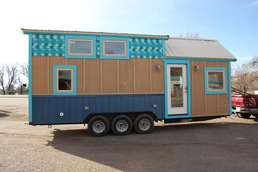Judy Blue Eyes by SimBLISSity Tiny Homes