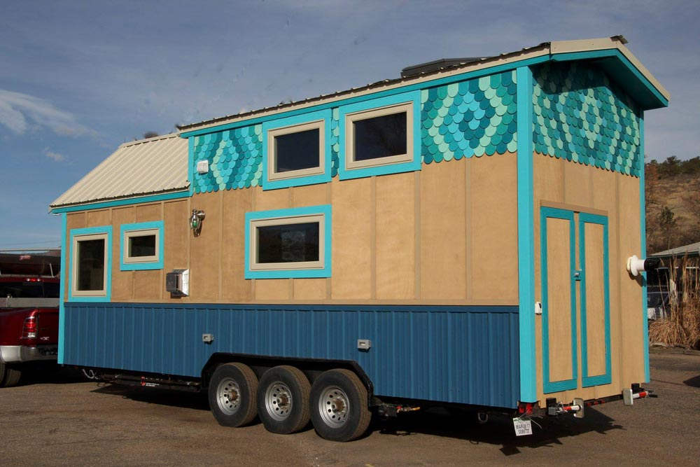 Beach Theme - Judy Blue Eyes by SimBLISSity Tiny Homes
