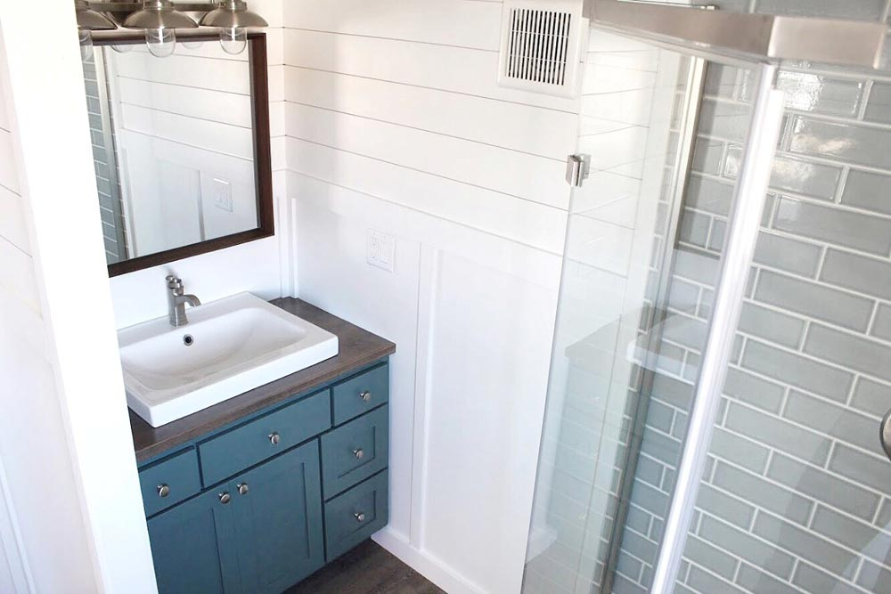 Bathroom Sink - Juniper by Mustard Seed Tiny Homes