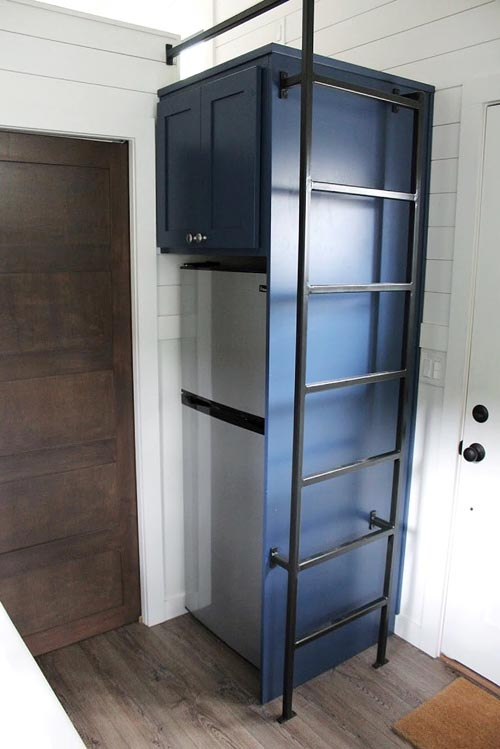 Refrigerator - Juniper by Mustard Seed Tiny Homes