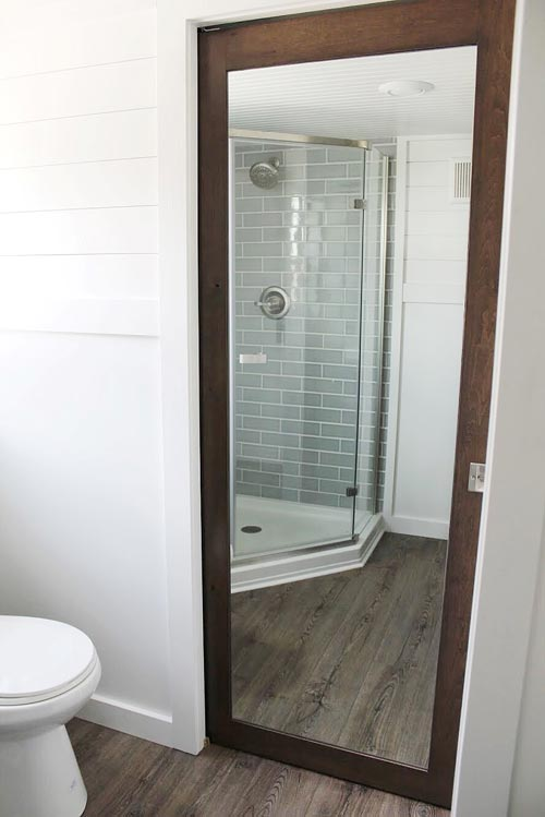 Bathroom Mirror - Juniper by Mustard Seed Tiny Homes