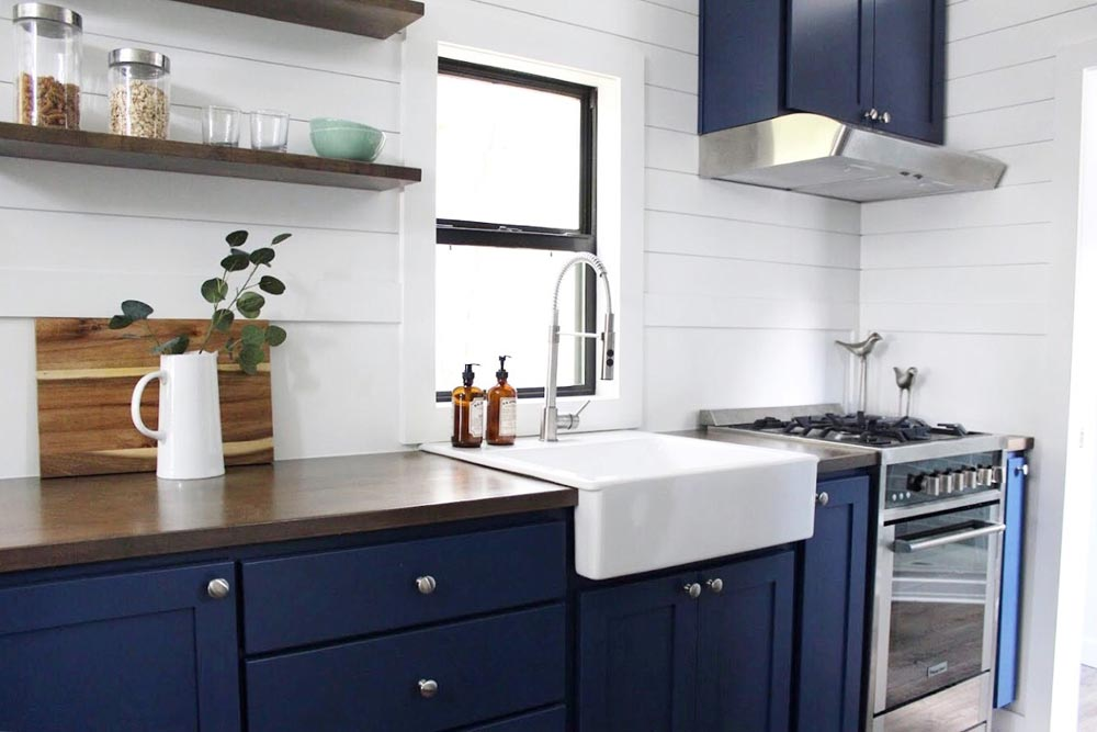 Apron Sink - Juniper by Mustard Seed Tiny Homes