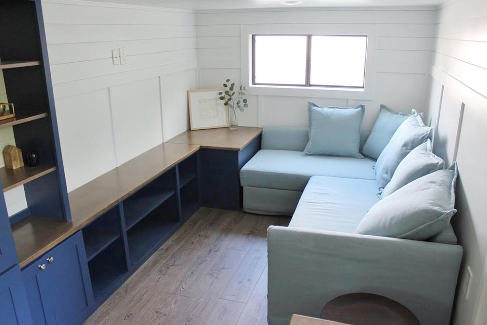 Living Room - Juniper by Mustard Seed Tiny Homes