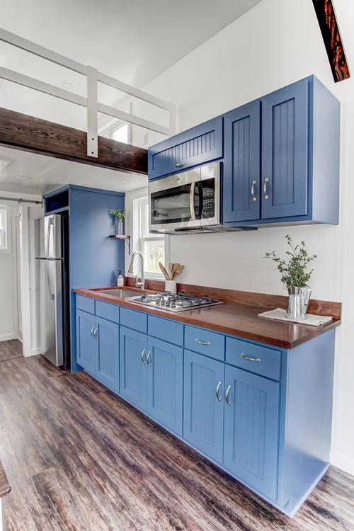 Kitchen Cabinets - Lodge by Modern Tiny Living