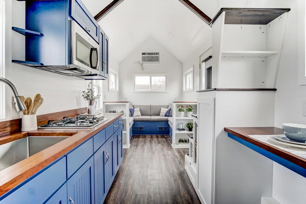 Tiny House Interior - Lodge by Modern Tiny Living