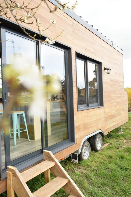 Exterior View - Tiny House Lumen