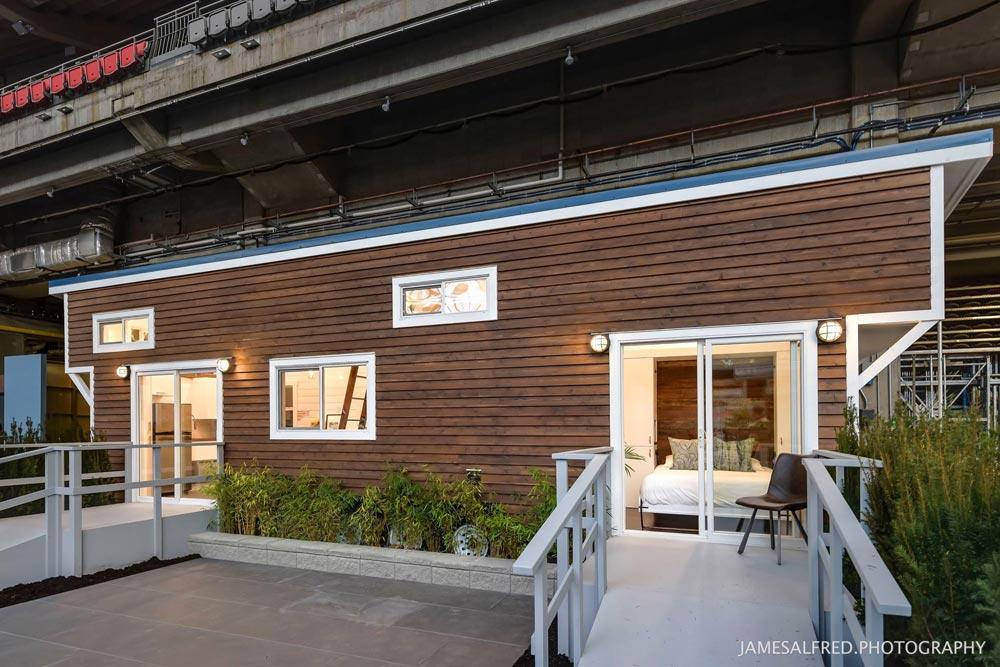 Exterior View - Mint Loft #7 by Mint Tiny Homes