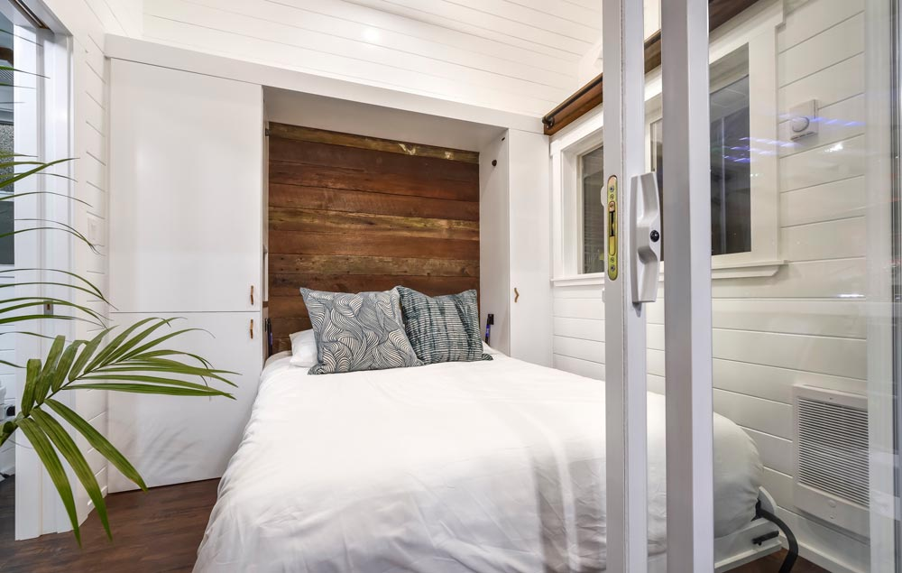 Accent Wall - Mint Loft #7 by Mint Tiny Homes