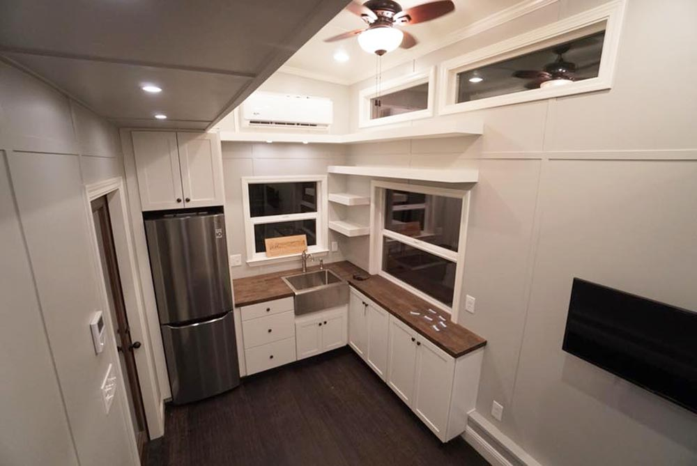 Kitchen - Newport by California Tiny House