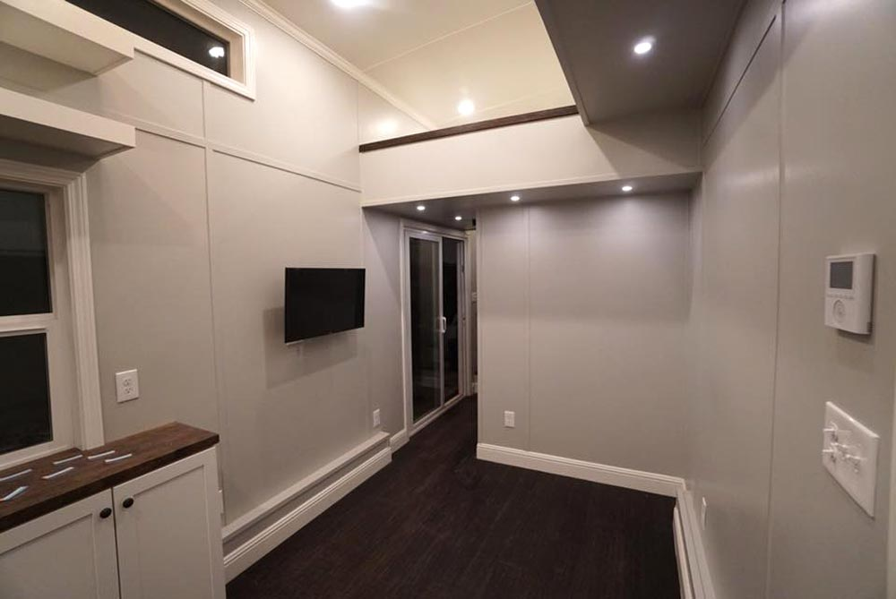 Living Room - Newport by California Tiny House