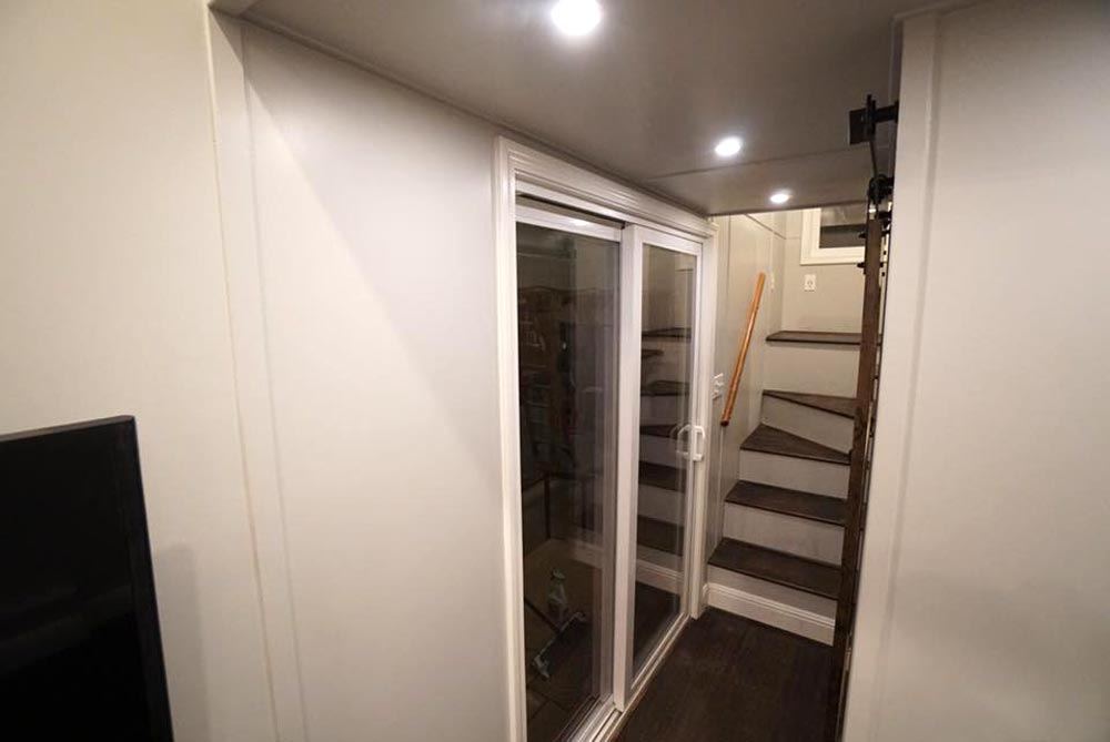 Sliding Glass Door - Newport by California Tiny House