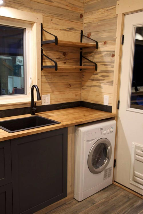Washer/Dryer Combo - Pam by SimBLISSity Tiny Homes