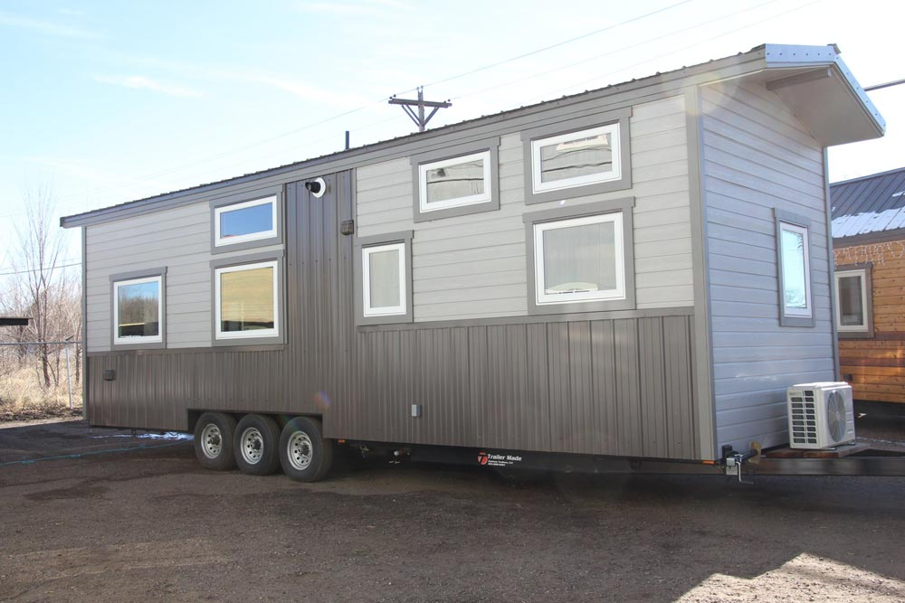 34-Foot Tiny Home - Pam by SimBLISSity Tiny Homes