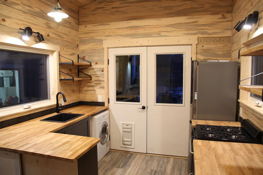Double Entry Doors - Pam by SimBLISSity Tiny Homes