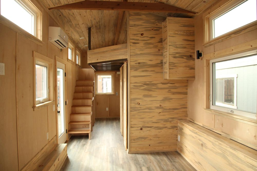 Interior View - Pam by SimBLISSity Tiny Homes